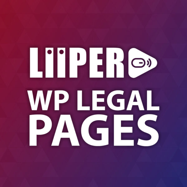 wp legal pages plugin